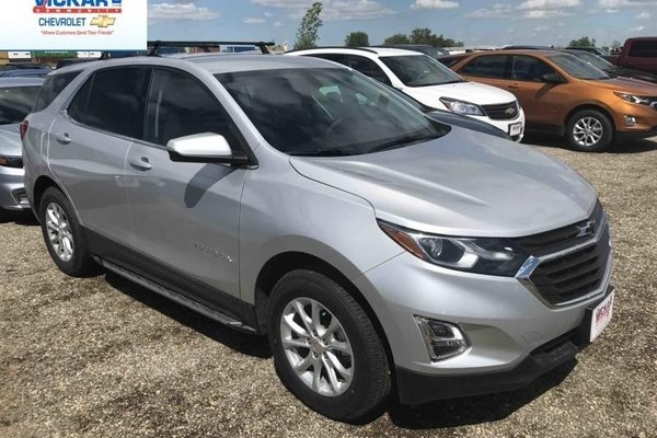 2018 Chevrolet Equinox LT  - Bluetooth -  Heated Seats - $214.64 B/W