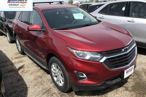 2018 Chevrolet Equinox LT  - Bluetooth -  Heated Seats - $201.27 B/W