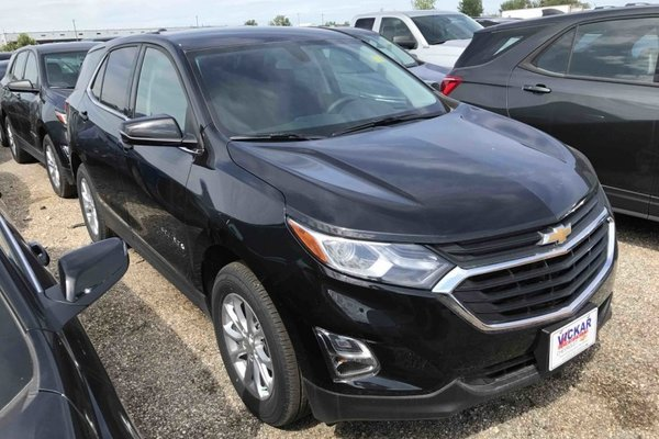 2018 Chevrolet Equinox LT  - Bluetooth -  Heated Seats - $208.38 B/W