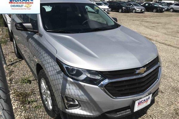 2018 Chevrolet Equinox LS  - Bluetooth -  Heated Seats - $184.14 B/W