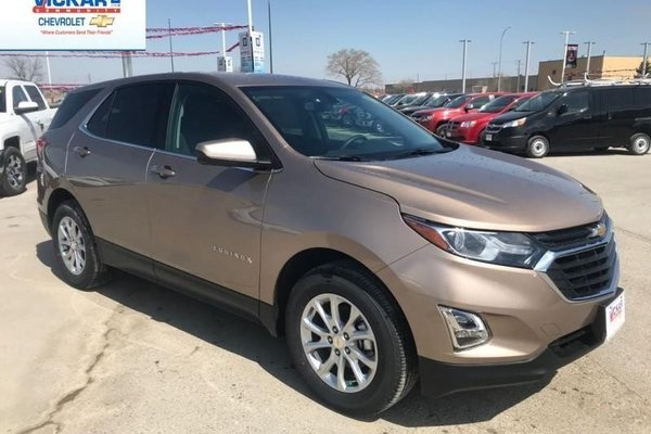2018 Chevrolet Equinox LT  - Bluetooth -  Heated Seats - $187.68 B/W