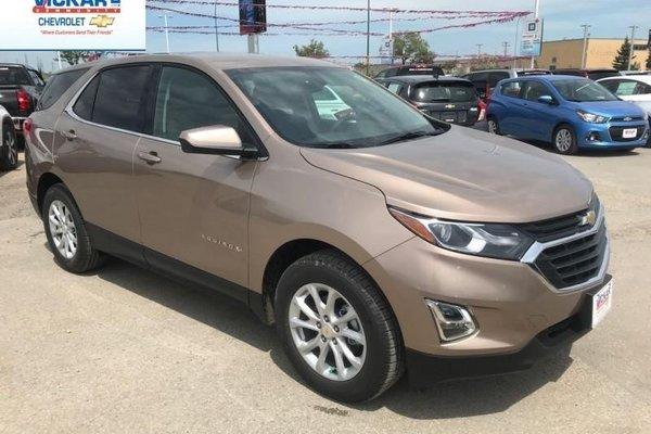 2018 Chevrolet Equinox LT  - Bluetooth -  Heated Seats - $176.87 B/W