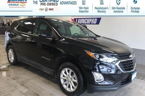 2018 Chevrolet Equinox LT AWD, HEATED SEATS, REMOTE START,   - $206.56 B/W