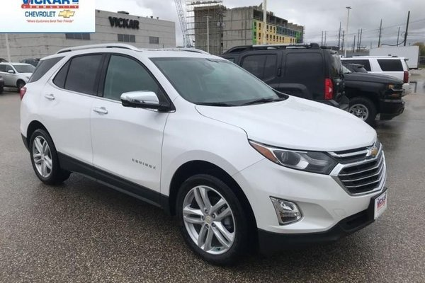 2019 Chevrolet Equinox Premier 1LZ  - $253.83 B/W