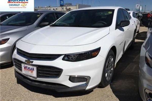 2017 Chevrolet Malibu L  -  Power Windows - $154.38 B/W