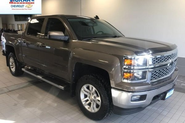 2015 Chevrolet Silverado 1500 LT   Bluetooth   $273.12 B/W