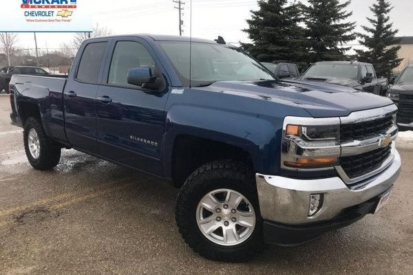 2017 Chevrolet Silverado 1500 LT  - Bluetooth - $257.09 B/W