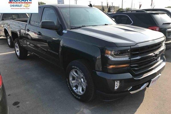 2017 Chevrolet Silverado 1500 LT  - Bluetooth - $269.67 B/W