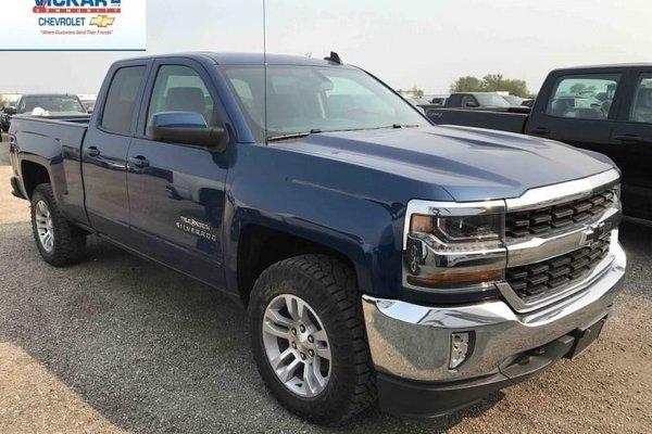 2017 Chevrolet Silverado 1500 LT  - Bluetooth - $270.58 B/W