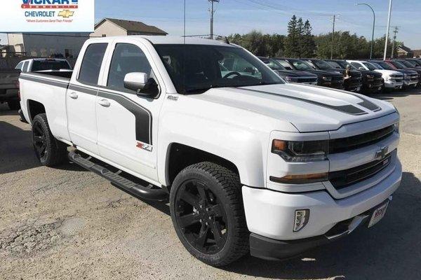 2017 Chevrolet Silverado 1500 LT  - Bluetooth - $305.36 B/W