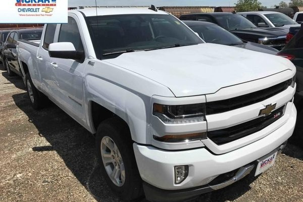 2017 Chevrolet Silverado 1500 LT  - Bluetooth - $263.90 B/W