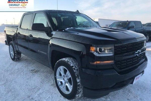 2018 Chevrolet Silverado 1500 Custom  -  Bluetooth - $306.01 B/W