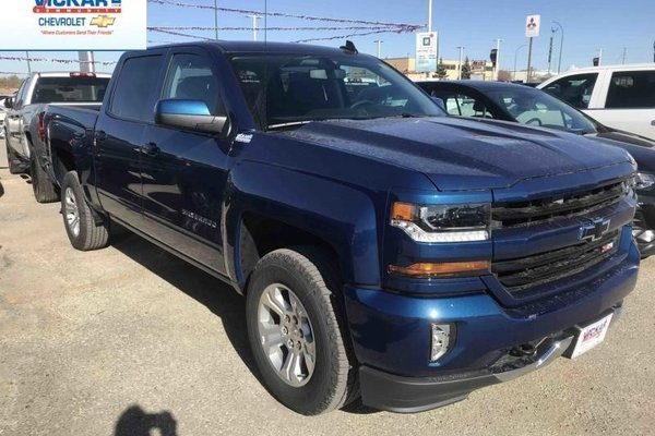 2018 Chevrolet Silverado 1500 LT  - Bluetooth - $345.90 B/W