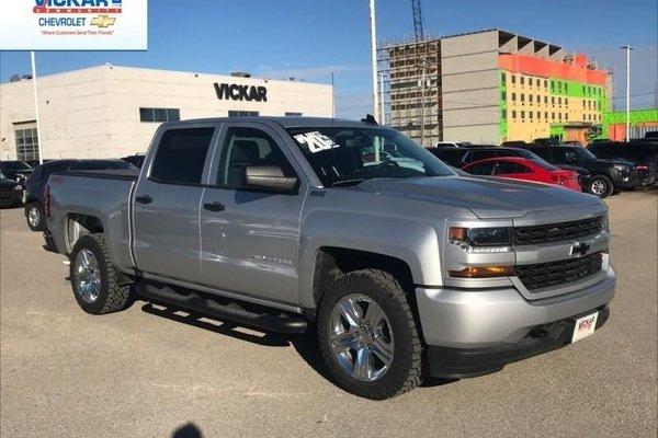 2018 Chevrolet Silverado 1500 Custom  - $323.24 B/W