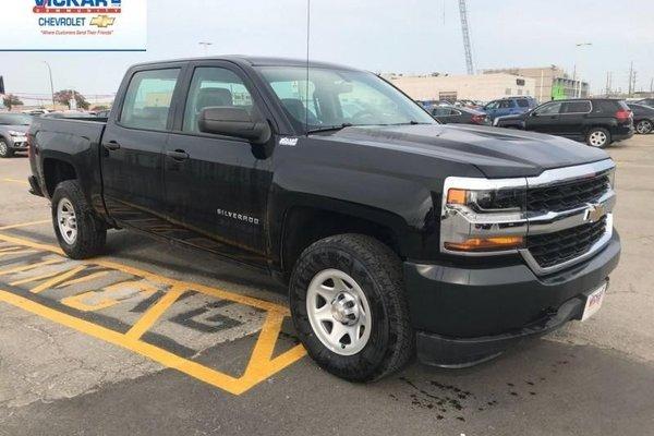 2018 Chevrolet Silverado 1500 Work Truck  - $281.70 B/W