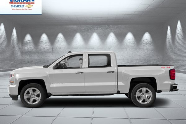 2018 Chevrolet Silverado 1500 Custom  -  Bluetooth - $307.75 B/W