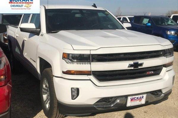 2018 Chevrolet Silverado 1500 LT  - Bluetooth - $368.33 B/W
