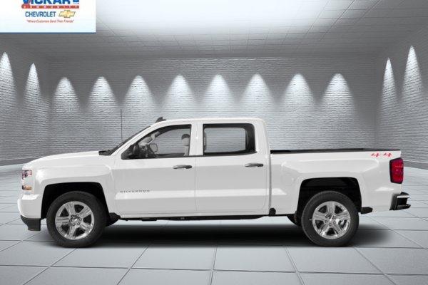 2018 Chevrolet Silverado 1500 Custom  -  Bluetooth - $304.20 B/W