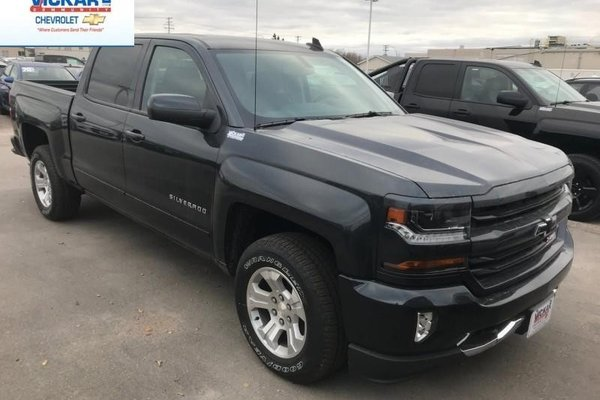 2018 Chevrolet Silverado 1500 LT  - Bluetooth - $343.08 B/W