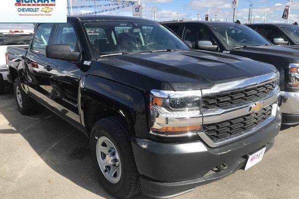 2018 Chevrolet Silverado 1500 Work Truck  - Cruise Control - $231.25 B/W