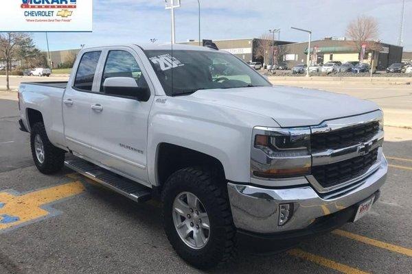 2018 Chevrolet Silverado 1500 LT  - $298.07 B/W