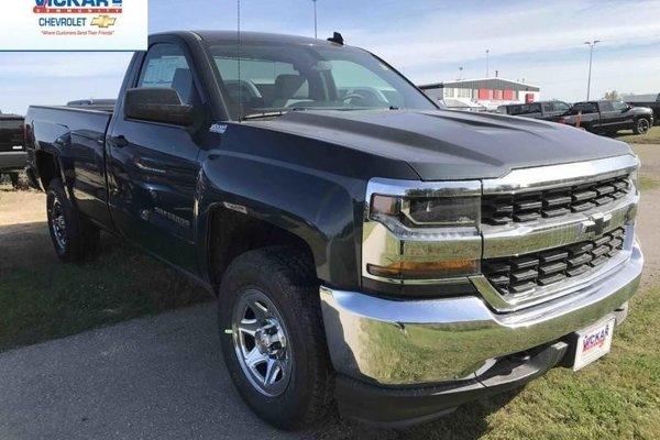 2018 Chevrolet Silverado 1500 LS  - MyLink -  Bluetooth - $274.26 B/W