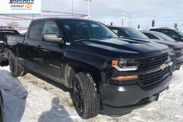 2018 Chevrolet Silverado 1500 Work Truck  - Cruise Control - $254.93 B/W