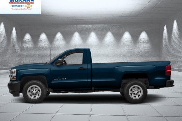 2018 Chevrolet Silverado 1500 LS  - MyLink -  Bluetooth - $256.57 B/W