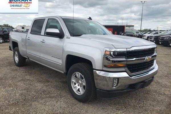 2018 Chevrolet Silverado 1500 LT  - $326.35 B/W