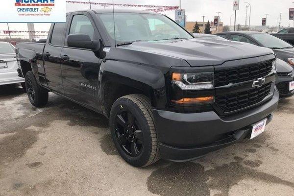 2018 Chevrolet Silverado 1500 Work Truck  - $262.92 B/W