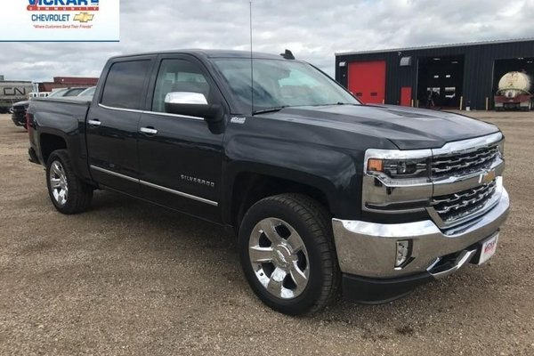 2018 Chevrolet Silverado 1500 LTZ  - $387.80 B/W