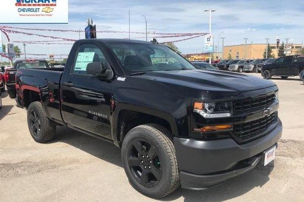 2018 Chevrolet Silverado 1500 Work Truck  - Cruise Control - $244.63 B/W