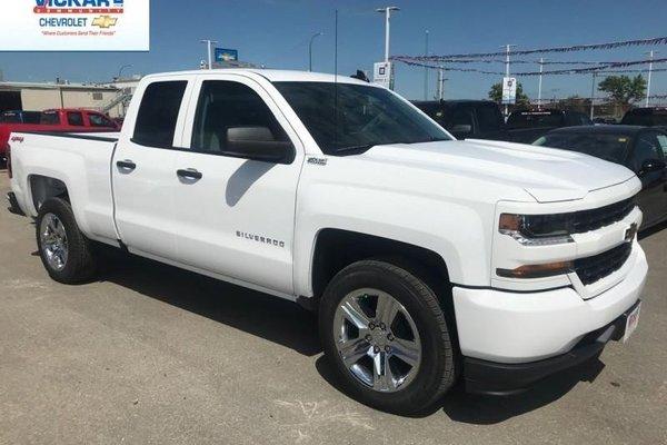2018 Chevrolet Silverado 1500 Custom  - $255.73 B/W