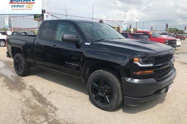2018 Chevrolet Silverado 1500 Work Truck  - $250.33 B/W