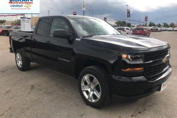 2018 Chevrolet Silverado 1500 Custom  - $233.68 B/W