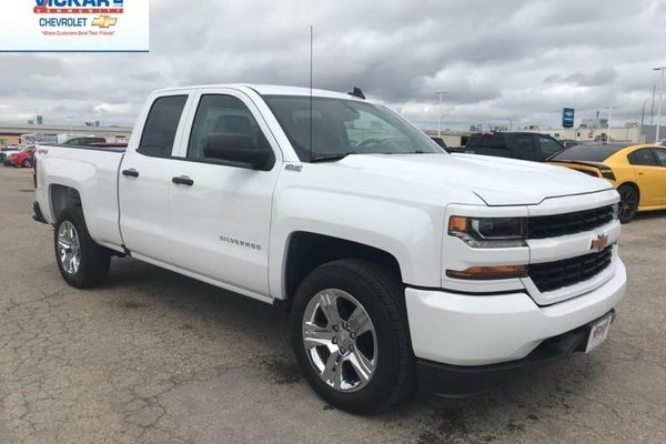 2018 Chevrolet Silverado 1500 Custom  - $253.27 B/W