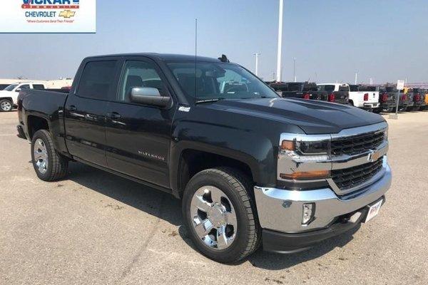 2018 Chevrolet Silverado 1500 LT  - $325.34 B/W