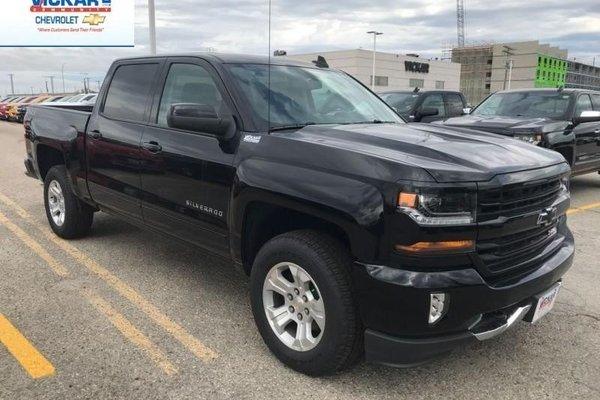 2018 Chevrolet Silverado 1500 LT  - $332.58 B/W