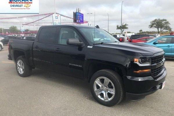 2018 Chevrolet Silverado 1500 Custom  - $291.11 B/W