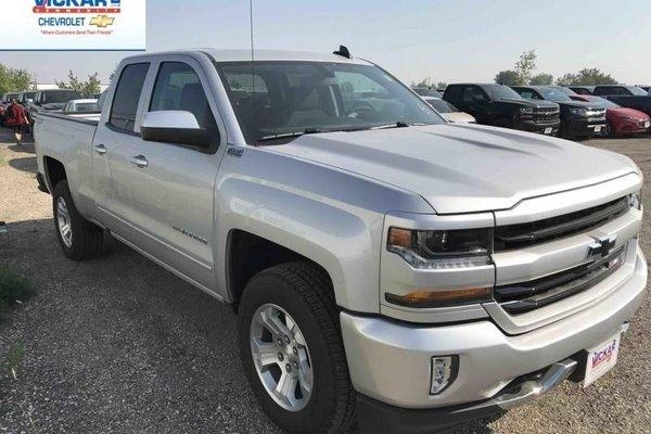 2018 Chevrolet Silverado 1500 LT  - $300.66 B/W