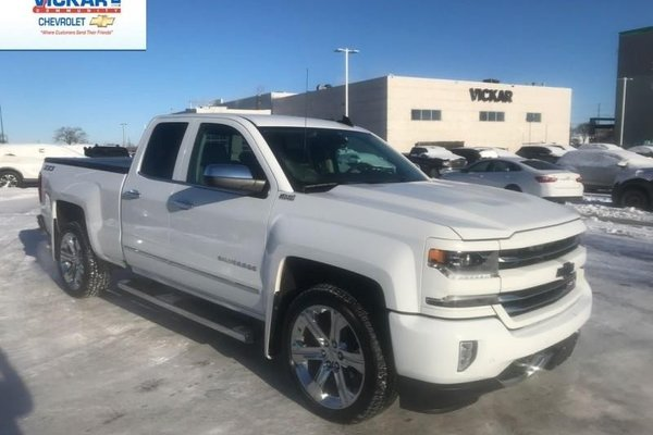 2018 Chevrolet Silverado 1500 LTZ  - $342.57 B/W