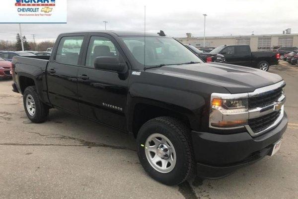 2018 Chevrolet Silverado 1500 Work Truck  - $290.81 B/W