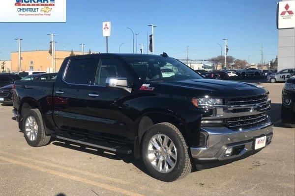 2019 Chevrolet Silverado 1500 LTZ  - $467.15 B/W