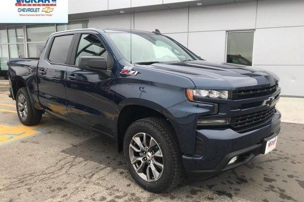 2019 Chevrolet Silverado 1500 RST  - $380.19 B/W