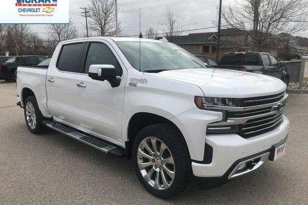2019 Chevrolet Silverado 1500 High Country  - $469.36 B/W