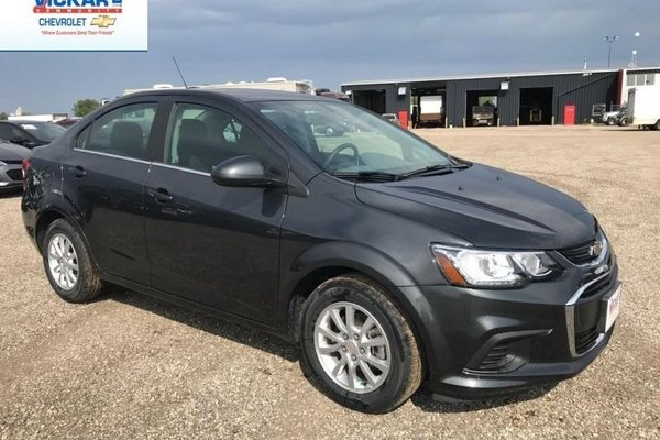 2018 Chevrolet Sonic LT  - $152.34 B/W