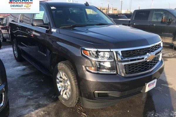 2018 Chevrolet Suburban LS  - Bluetooth - $451.03 B/W