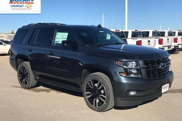Used Tires Winnipeg >> New 2019 Chevrolet Tahoe Premier Shadow Gray for sale ...