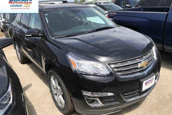 2017 Chevrolet Traverse 1LT  -  Heated Seat -  SiriusXM - $248.88 B/W