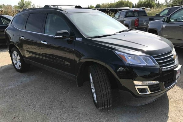 2017 Chevrolet Traverse 1LT  -  Heated Seat -  SiriusXM - $280.88 B/W